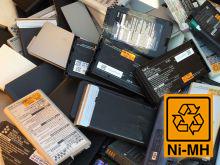 ニッケル水素電池(Ni-MH)バッテリー