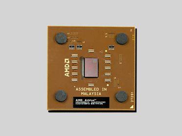 AMD製の茶色のタイプ