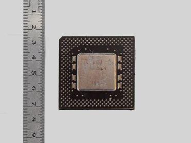 CPU(黒)のスクラップ買取価格