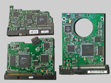 ハードディスク基板のスクラップ買取価格